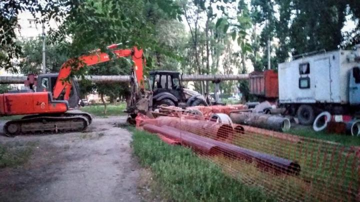 Во вторник в Саратове на сутки отключат воду