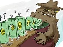 Саратовская область в десятке лидеров по мошенническим кредитам