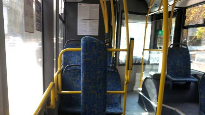 Прервано движение троллейбусов маршрута 109