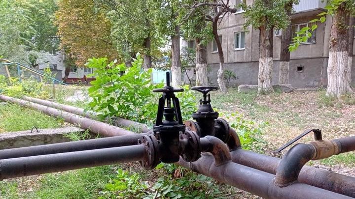 На пяти улицах Волжского района саратовцы остались без воды
