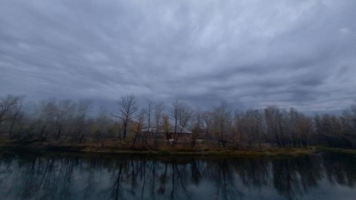 Ночью до -7 градусов в Саратовской области