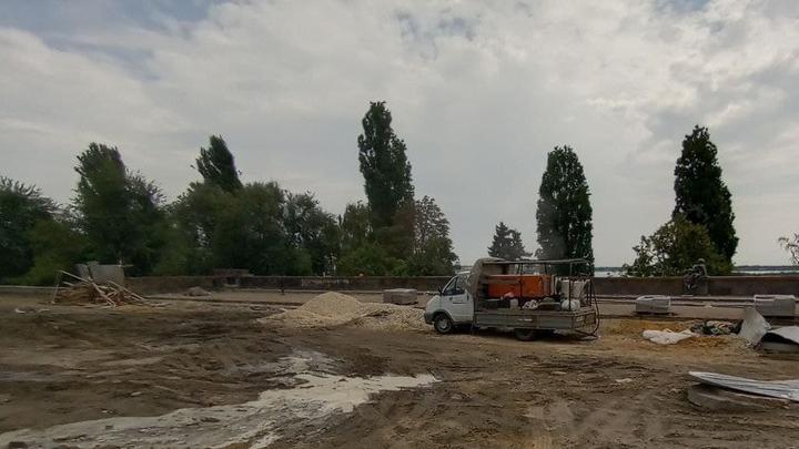 На реконструкцию новой набережной в Саратове потратят еще 2,2 миллиарда рублей