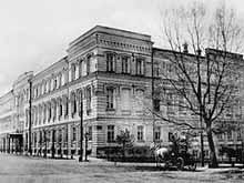 Реконструкция здания православной семинарии завершится к 1 сентября