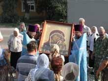 Балашовский район посетил самый крупный крестный ход в истории