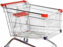 Саратовец украл продуктовые коляски для сдачи в цветмет