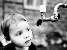 Без воды осталось множество детских учреждений