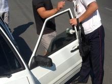Полицейские поймали несколько нарушителей автотонировки
