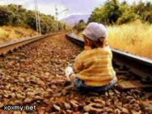 Трехлетнего ребенка вытащили из-под колес электрички