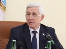 Капкаев побывал на торжественной линейке в Озинках