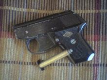 У жителя Энгельса нашли патроны и стартовый пистолет