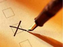 Опубликованы данные явки на выборах области на 19.30