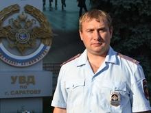 Участковый полицейский спас саратовчанку от сына-дебошира