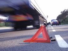 Грузовик спровоцировал автокатастрофу и уехал в Волгоград
