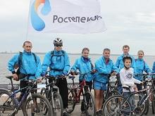 """""""Ростелеком"""" поддержал массовый велопробег в Саратове"""
