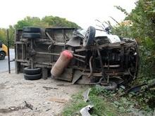 Из-за непогоды в Балашове пятеро пострадали в автокатастрофе