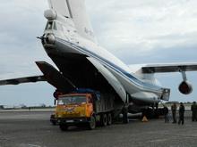 Саратов отправил гуманитарную помощь страдающему от наводнения Дальнему Востоку