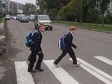 Госавтоинспекция составила антирейтинг школьных дорог области