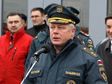В Саратов прибыл главный МЧСовец Приволжья Игорь Паньшин
