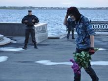 Полицейские задержали националистов в день памяти жертв этнопреступности