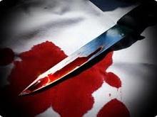 Сын проткнул ножом шею поучавшему его отцу