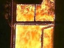 В сарае сгорел неизвестный