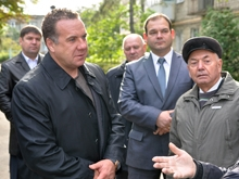 Грищенко поставил Ленинский район Саратова в пример остальным