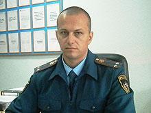 Лучший инспектор по пожнадзору Поволжья живет в Саратове