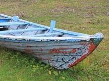 Из Волги у Пристанного подняли затонувшую лодку