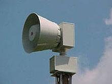 В эти минуты в Саратове началась проверка систем оповещения