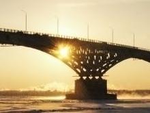 Сергей Канчер: Саратовскому мосту осталось около 12 лет