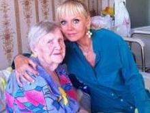 Бабушка певицы Валерии празднует столетний юбилей