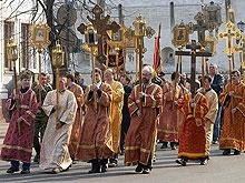 Русский марш в Саратове заменят Крестным ходом и поездкой в Волгоград