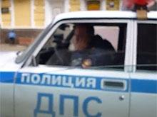 Сознательный гражданин заставил сотрудника ДПС пристегнуться