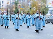 В Крестном ходе приняли участие около 5000 человек