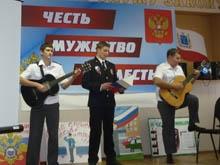 В Балашове определили лучшего полицейского