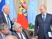 Профессор СГЮА встретился с Владимиром Путиным