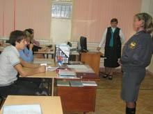 """В Вольске школьники написали сочинения на конкурс """"Моя мама работает в полиции"""""""