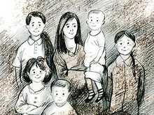 Парламентарий оказала помощь матери ребенка-инвалида