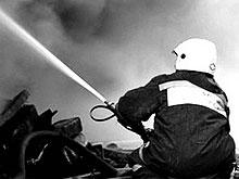 Пожар в вагончике на Цветочной улице унес жизнь человека