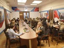 Студенты Института юстиции посетили Государственную думу РФ