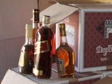 Арендатор гаражей хранил у себя опасный алкоголь