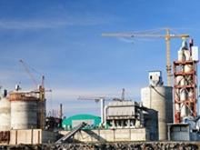 Губернатор побывал на открытии цементного завода в Вольске