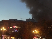 Область выделяет средства на восстановление сгоревшего здания ТЮЗа