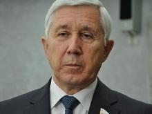 Владимир Капкаев посетил затапливаемый Сазанлей