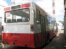 Автобус №284 переехал пенсионерку