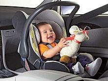 ГИБДД проверит наличие детских кресел в автомобилях