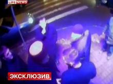 Камеры видеонаблюдения: Жириновец-казак первым напал на дагестанца