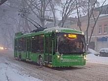 Завтра в Саратове не будет работать троллейбус №11