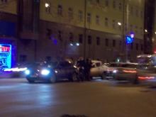 В массовом ДТП на Чернышевского пострадал один человек