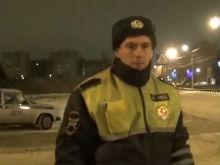 Молодой инспектор ДПС нахамил и накричал на общественника